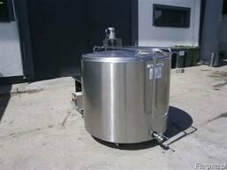 Охладитель молока Б/У ALFA LAVAL 500 литров открытого типа