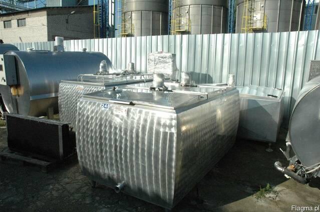 Охладитель молока Rocka U 1800L