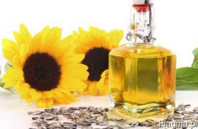 Olej słonecznikowy z Ukrainy