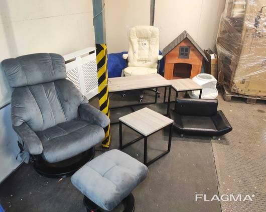 Опт: Игрушки, Мебель для дома и Сада, Фитнес-оборудование.