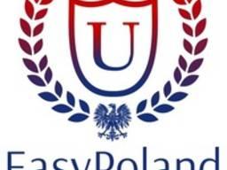 Помощь в легализации побыту в Польше