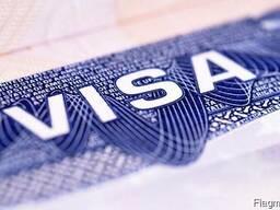 Открытие рабочих виз в Польшу(все виды)