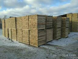 Паллетная заготовка 3-4 сорт 14,6*94*1000 150 м. куб.