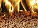Пеллеты, брикеты топливные, уголь древесный, дрова.