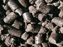 Пеллеты из лузги подсолнечника и МИКС (биг-бег) - фото 1