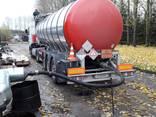 Перевозка битума в Польшу - фото 1