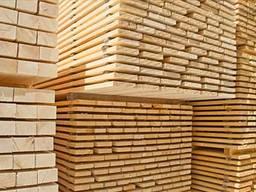Пиломатериалы хвойных пород древесины