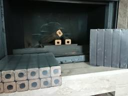 PINI KAY Charcoal briquette