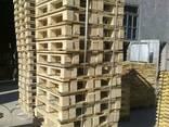 Поддон, паллет деревянный новые - фото 6