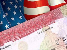Помогаем открыть американскую визу