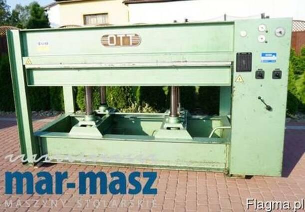 Prasa hydrauliczna OTT 300 K 100 *** Mar-Masz