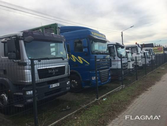 Ищу делового партнера для реализации Б. У запчастей от грузовых автомобилей