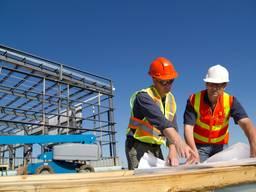 Предоставляем объекты для строительных бригад