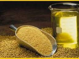 Продаем масло соевое нерафинированное