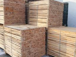 Продаем паллетную заготовку 16х75х800/1000/1200мм 3-4 сорта