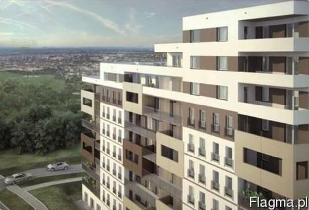 Продается двухкомнатная квартира (52 м²) в г. Краков