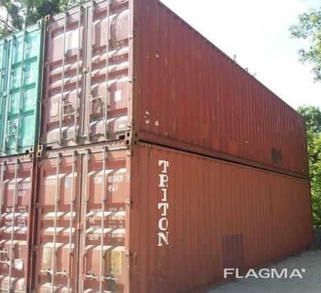 Продам морской контейнер 40НС