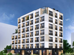 Продаются инвестиционные апартаменты «под ключ» в Варшаве район Mokotów