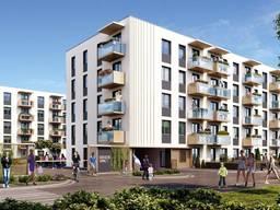 Продаются новые квартиры в Варшаве район Włochy, ul. Budki Szczęśliwickie