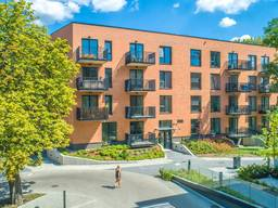 Продаются новые квартиры в Варшаве рядом с парком район Białołęka, Henryków, ul. Klasyków