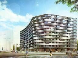 Продажа 4-х комнатной квартиры в новом доме, Варшава-Мокотув