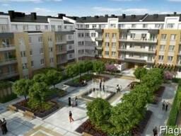 Продажа квартиры в новом доме в районе Кшики, Вроцлав