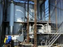 Распылительная сушильная установка, сухое молоко порошок