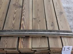 Reclaimed wood panels