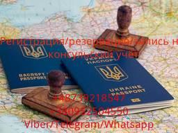Регистрация/резервация/запись на консульский учёт