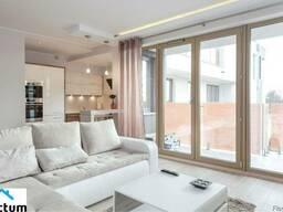 Роскошная двухуровневая квартира площадью 140 м2 во Вроцлаве