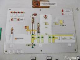 Шкаф управления к прессу PAAL Konti 125, 200, 275 б/у - фото 2