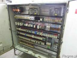 Шкаф управления к прессу PAAL Konti 125, 200, 275 б/у - фото 4