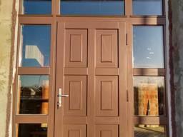 Собственное производство Деревянных окон и Входных дверей . - photo 2