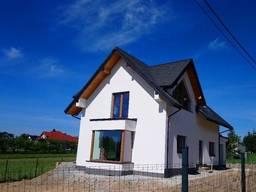 Современный дом под Краковом, Zelkow (Зелкув)