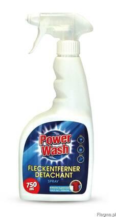 Спрей-пятновыводитель Power Wash 750 мл