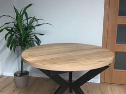 Stół w stylu Industrial / LOFT
