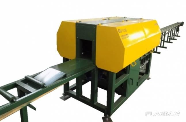 Станок переработки тонкомера УПТ-250М