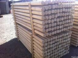 Stosy drewna