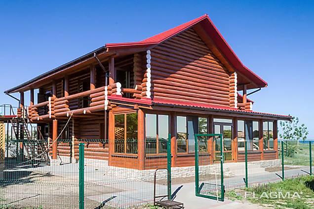Продажа деревянных домов и бань