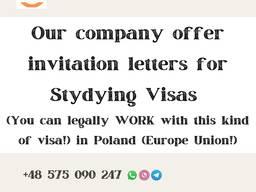 Studying Polish Visa