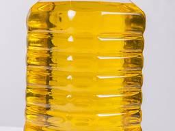 Sunflower unrefined oil