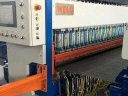 Сварочная машина ZW-20 для производства сварных щелевых сит