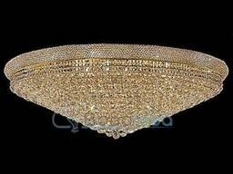 Светильник плафон Norman 106 см хрусталь
