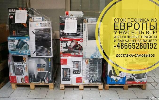 Телевизоры в палетах с доставкой в Украину