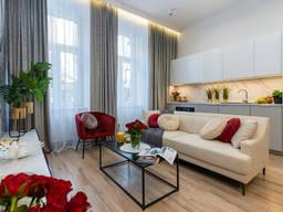 Уникальная 2-комнатная квартира, расположенная в Старом городе по адресу ул. Wrzesińska.