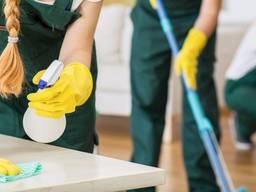 Utrzymanie czystości w biurach