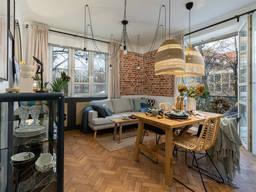 Уютная 2-К квартира в центре Кракова