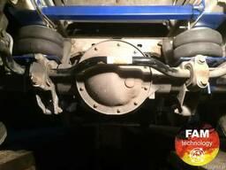 Volkswagen Craf poduszki powietrzne zawieszenie pneumatyczne