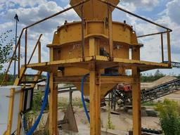 SBM V8 VSI centrifugal crusher