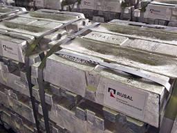 Primary A-7 Aluminum, GOST Aluminum ingot Первичный алюминий